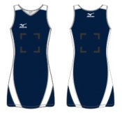 JUNIOR - Stock Netball Dress